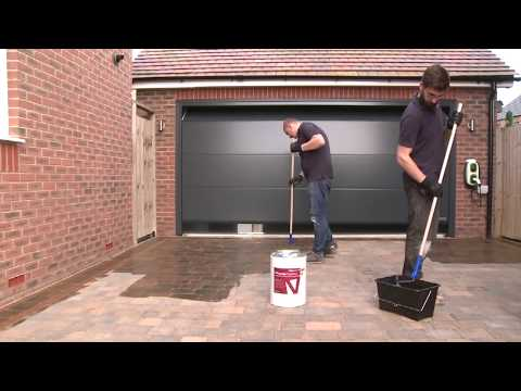 Vuba Ultimate Resin Block Paving Sealer Tutorial