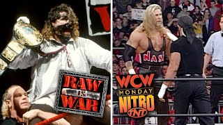 Retro Ups & Downs: When 600,000 Left WCW Nitro For WWE Raw