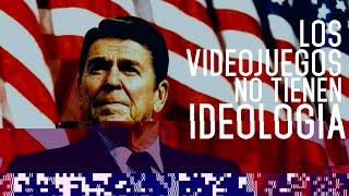 Los videojuegos no tienen ideología