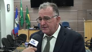Vereador Arimatéia afirma que aquisição de microônibus faz parte de uma solicitação junto ao deputad