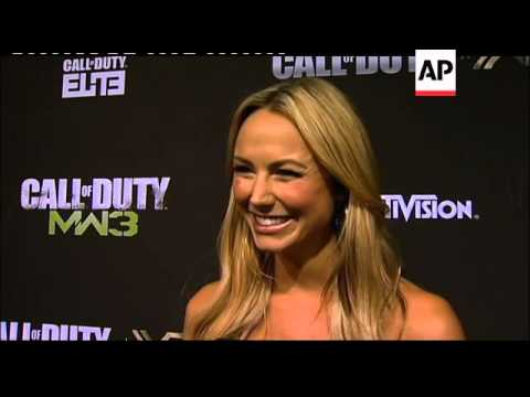 Stacy Keibler Talks About Getting Attention For Dating George Clooney