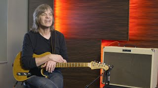 Mike Stern discusses his career and BOSS effects pedals