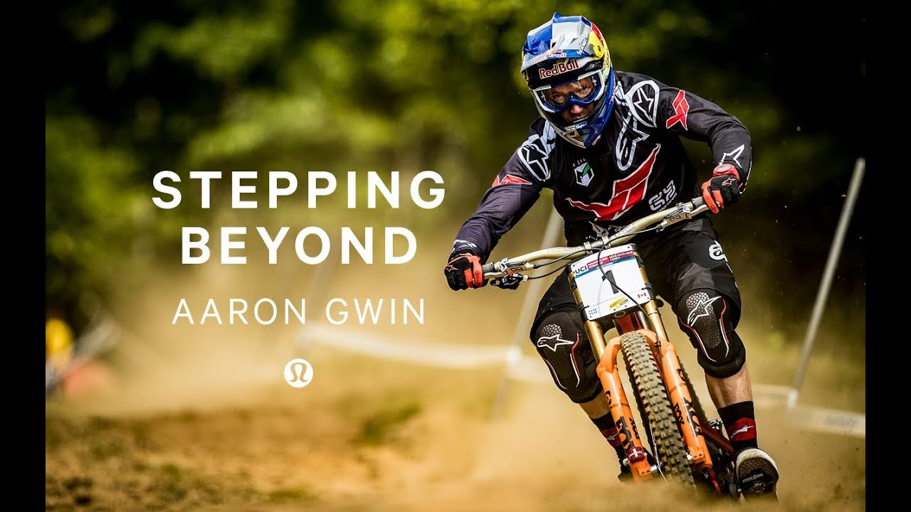 21c3c12d8d8 Stepping Beyond: Aaron Gwin - YouTube