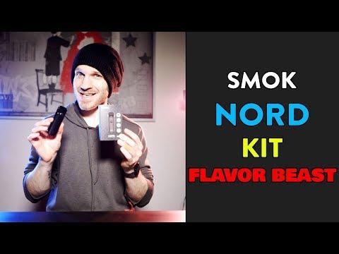 Smok Nord Pod Kit (FLAVOR BEAST!)