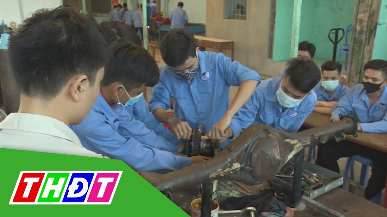 Các trường nghề khởi động lại đào tạo và tuyển sinh sau mùa dịch | Hướng nghiệp và Việc làm | THDT