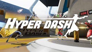 HyperDash VR Announcement Trailer