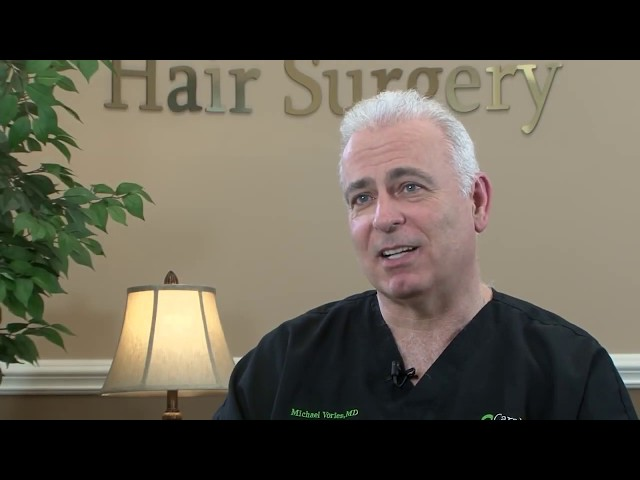 Doctors Role in the FUE Procedure   By Dr  Michael Vories   Carolina Hair Surgery