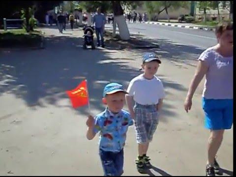 9 мая 2016. г. БОРОВСК. - YouTube