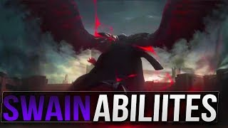 SWAIN REWORK New Abilities Speculation & Teaser - League of Legends
