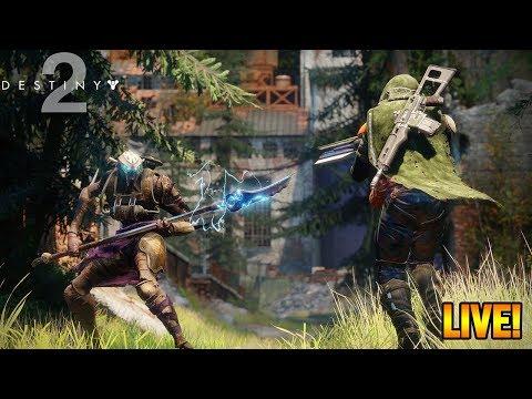DESTINY 2 - EXOTICS ENGRAMS, ARMOR, GUNS, & STORY MODE PLAYTHROUGH! (Destiny 2 Gameplay)