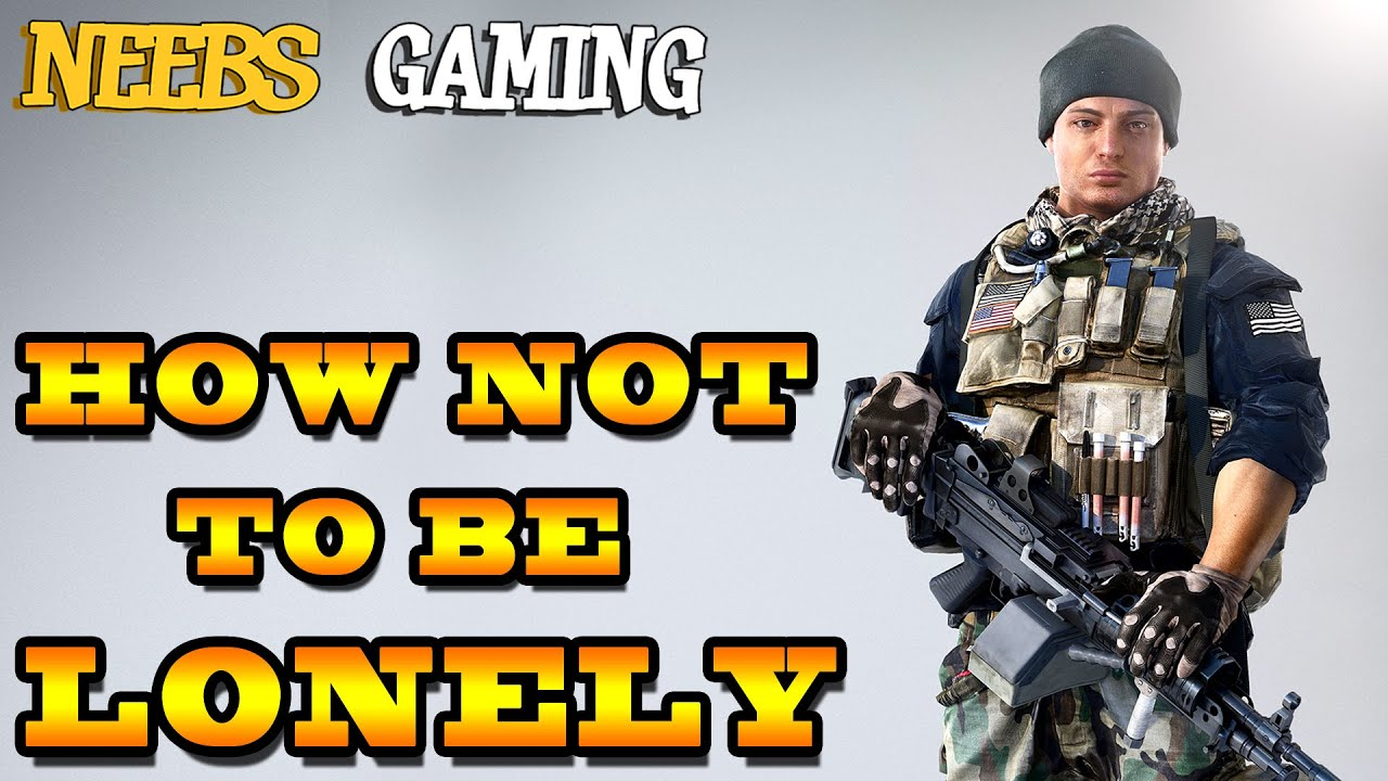 how to make friends and not be lonely battlefield 4 gameplay youtube. Black Bedroom Furniture Sets. Home Design Ideas