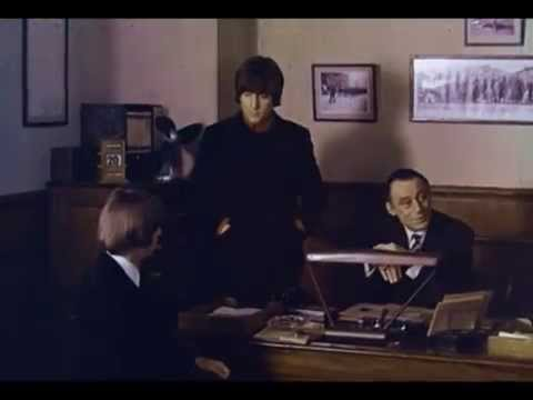The Beatles in HI-Hi-Hilfe! (German Trailer 1966)