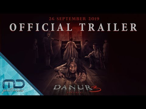 Danur 3: Sunyaruri - Official Trailer | 26 September 2019 di Bioskop