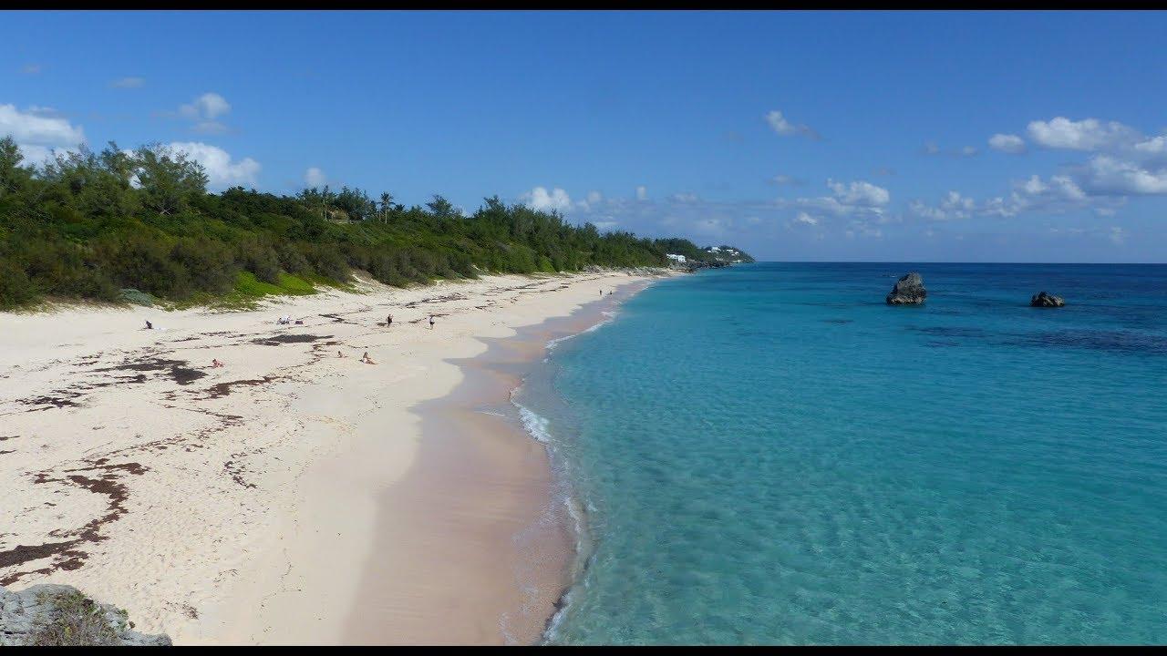 Warwick Long Bay Beach South S Parish Bermuda
