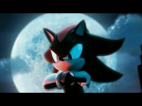 Shadow The Hedgehog Movie Cgi Youtube