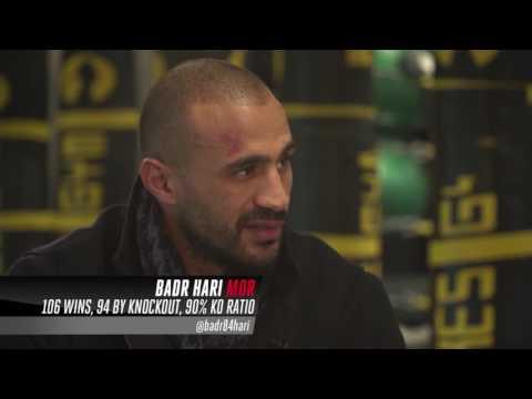 GLORY Collision Countdown: Badr Hari Exclusive Interview