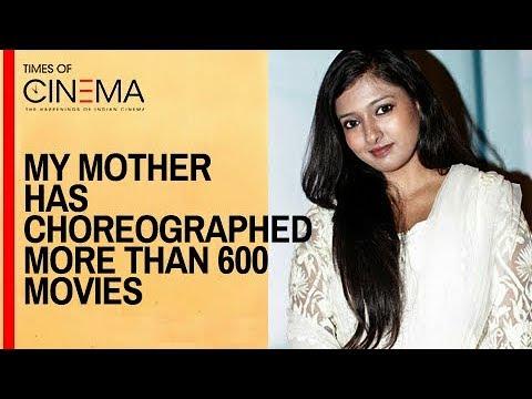 "Actress Director Choreographer Gayathri Raguram ""My mother has choreographed 600 more than movies"""