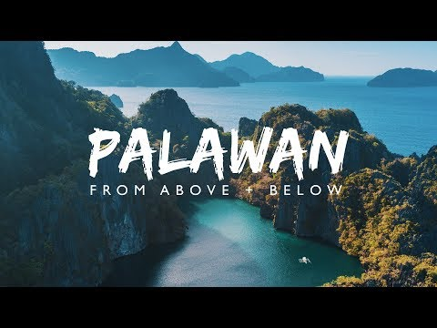PALAWAN From Above + Below