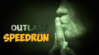OUTLAST ► SPEEDRUN - Рекорд 8:42