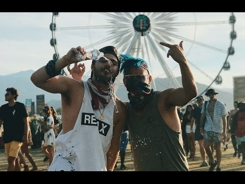 A COACHELLA WEEKEND IN 6 MINUTES