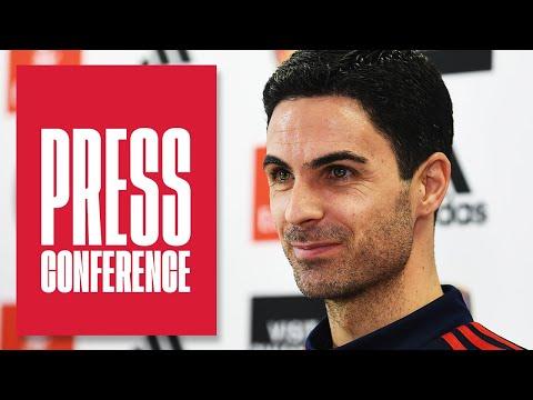 Arteta on Messi, Saliba, Auba's contract, Maitland-Niles' future & transfers | Press Conference