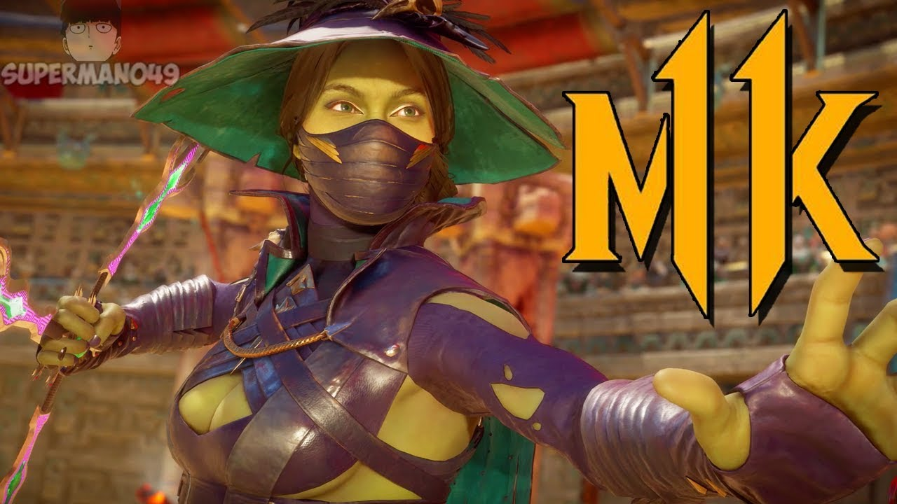 """Download PLAYING WITH NEW WICKED WITCH JADE! - Mortal Kombat 11: """"Jade"""" Gameplay"""