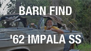 1962 Impala SS Convertible Barn Find Project Update