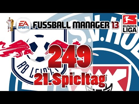 Fussball manager lets play 249 21 spieltag  rb leipzig fm lp 2014 karriere