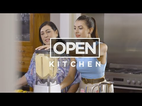 Valerie & Courtney's Open Kitchen: Lassi   MKR Always Open