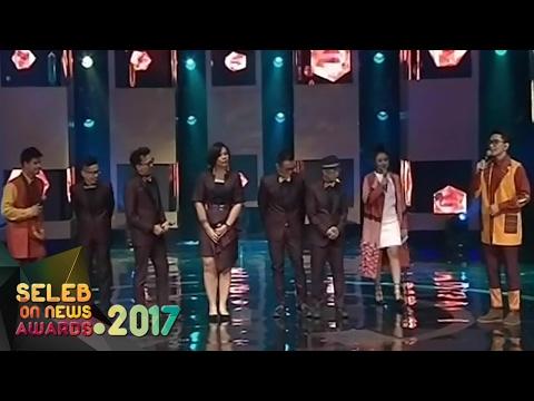 Terharu! Project Pop Bawakan Lagu Untuk Oon - Seleb On News Awards (9/2)