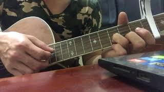 """Hướng dẫn Guitar """"Yêu Vội Vàng-Lê Bảo Bình"""" Chi tiết"""