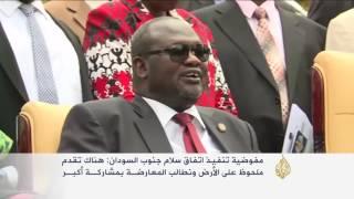 مفوضية سلام جنوب السودان تطالب المعارضة بمشاركة أكبر