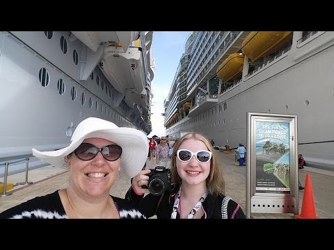 Boarding the Navigator of the Seas Cruise Ship ~ Royal Caribbean Vlog [ep3]