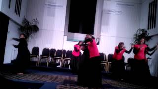 Diamonds Praise Dance Company - My Joy Cometh