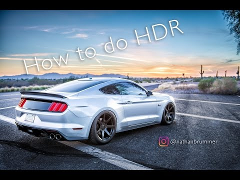 Photography Tutorial - How to Capture HDR Photos