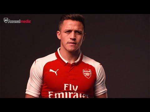 6dd57f566 Introducing... Arsenal s 2017 18 PUMA home kit - YouTube