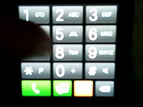 how to avoid pocket dialing android