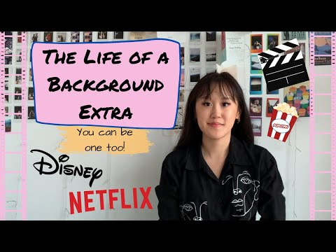 Background Acting: What is being an extra like? 🎥🍿 A Compilation of All the Movies/Shows I Was In!