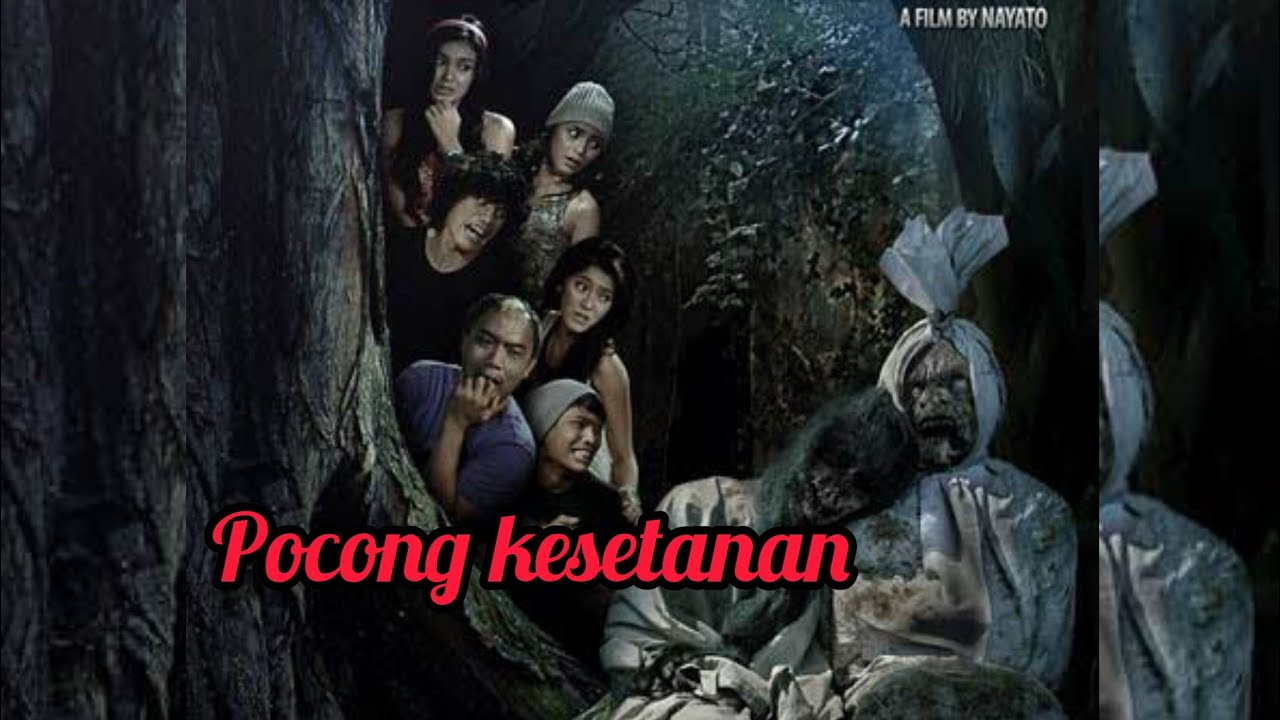 Download Film Horror INDONESIA Pocong Kesetanan Aziz Gagap Full Movie