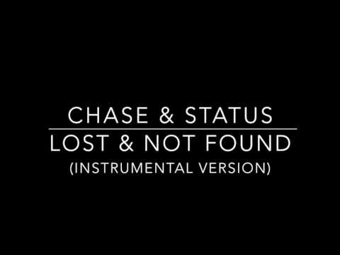 Chase & Status - Lost & Not Found (Official Instrumental)
