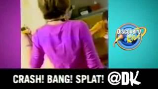 Crash! Bang! Splat! Discovery Kids // @DK Bumper