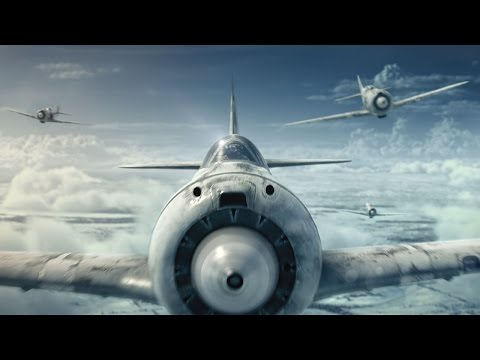 IL-2 Sturmovik - Battle of Stalingrad Trailer 2