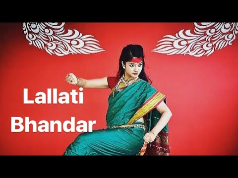 Lallati bhandar I Amruta Joshi's choreographyI One Take I Jogwa