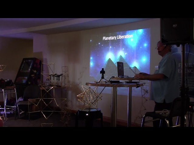 Rob Potter at the Star Family Conference, Workshop part 1
