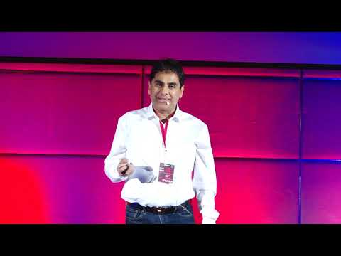 Success is a series of accidents. | Dr. Vijay Kedia | TEDxIIMAmritsar