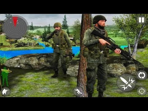 Army Mission Counter Attack Shooter Strike - Android GamePlay - FPS Shooting Games Android