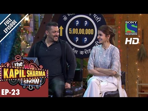 Thumbnail: The Kapil Sharma Show - दी कपिल शर्मा शो–Ep-23-Sultan In Kapil's Mohalla– 9th July 2016