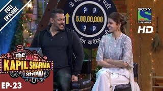 The Kapil Sharma Show - दी कपिल शर्मा शो-Ep-23-Sultan In Kapil's Mohalla- 9th July 2016