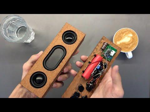 aukits - Building a DIY Bluetooth Speaker Kit