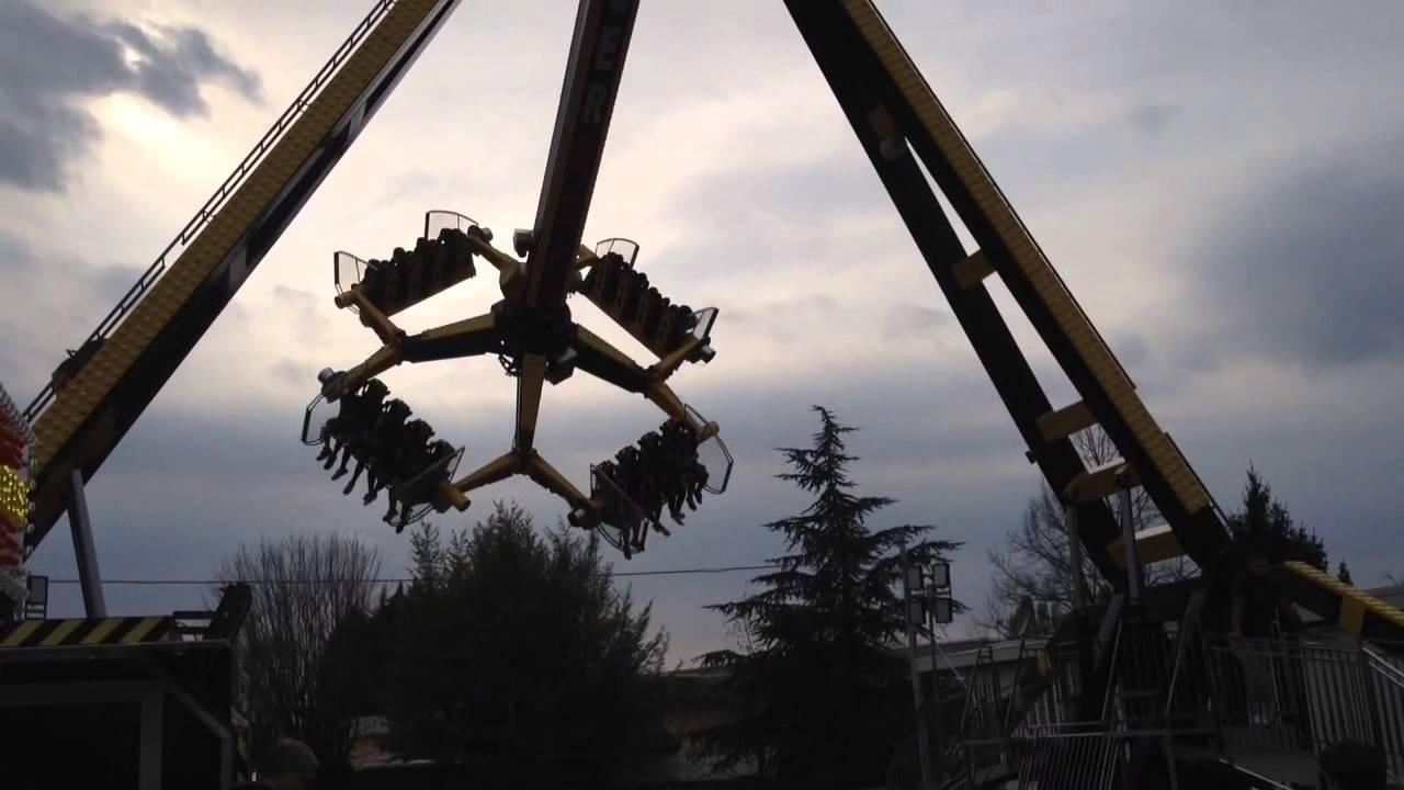 Luna park di como 2015 youtube for Puerta 9 luna park